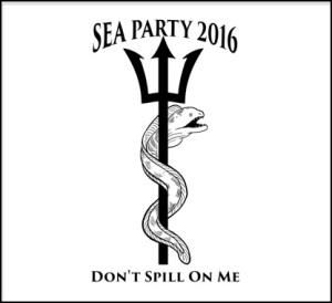 Sea Party Logo
